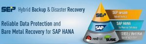 SEP Sesam Hybrid Hana Backup